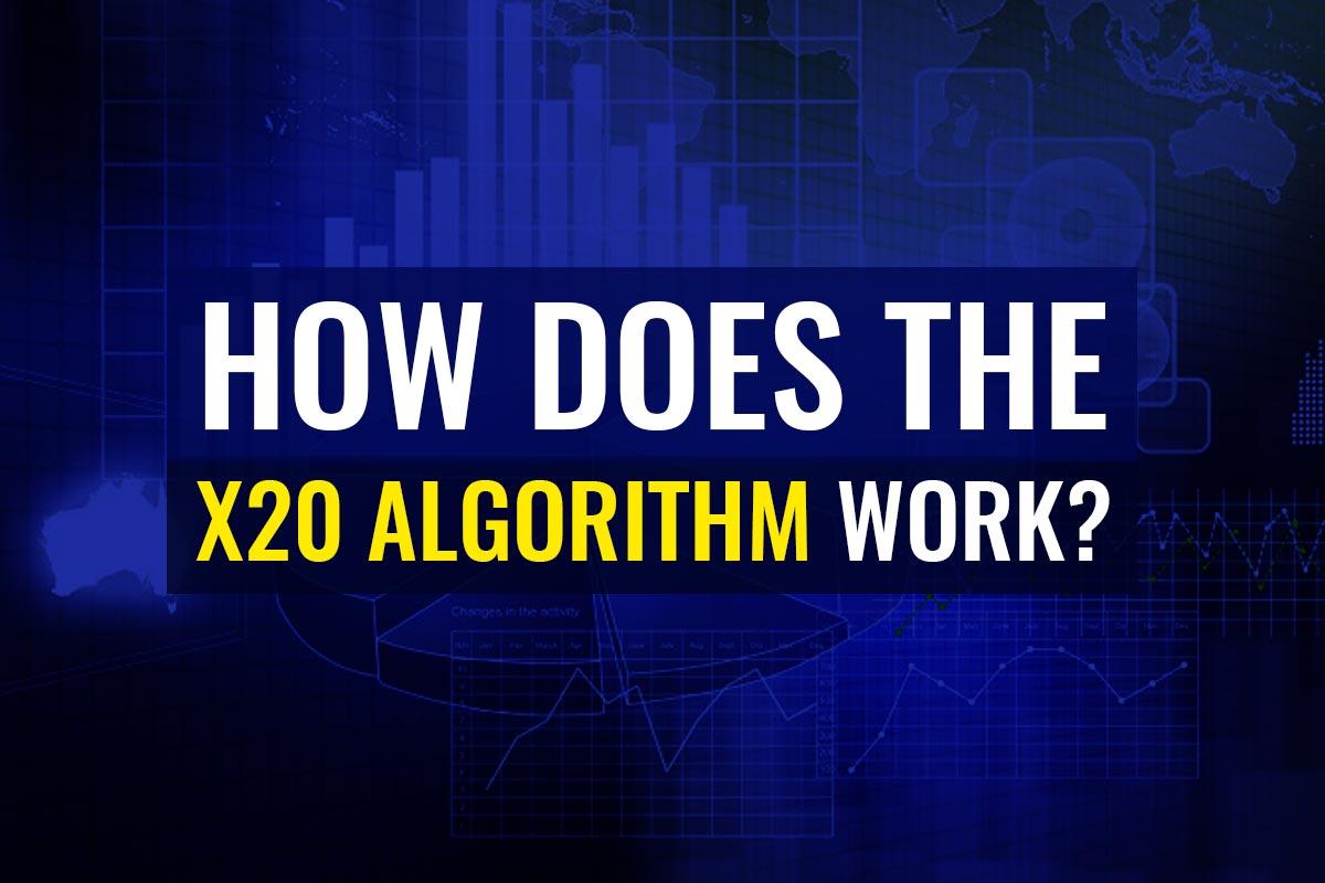 X20 Mining Algorithem