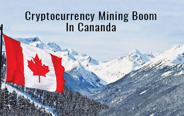 Cryptocurrency Mining Canada