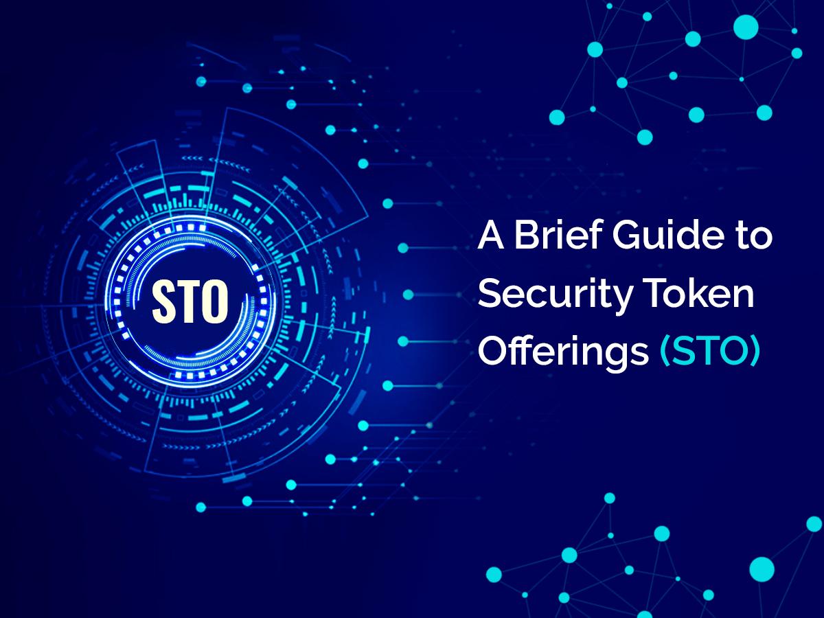 Security Token Offerings STO