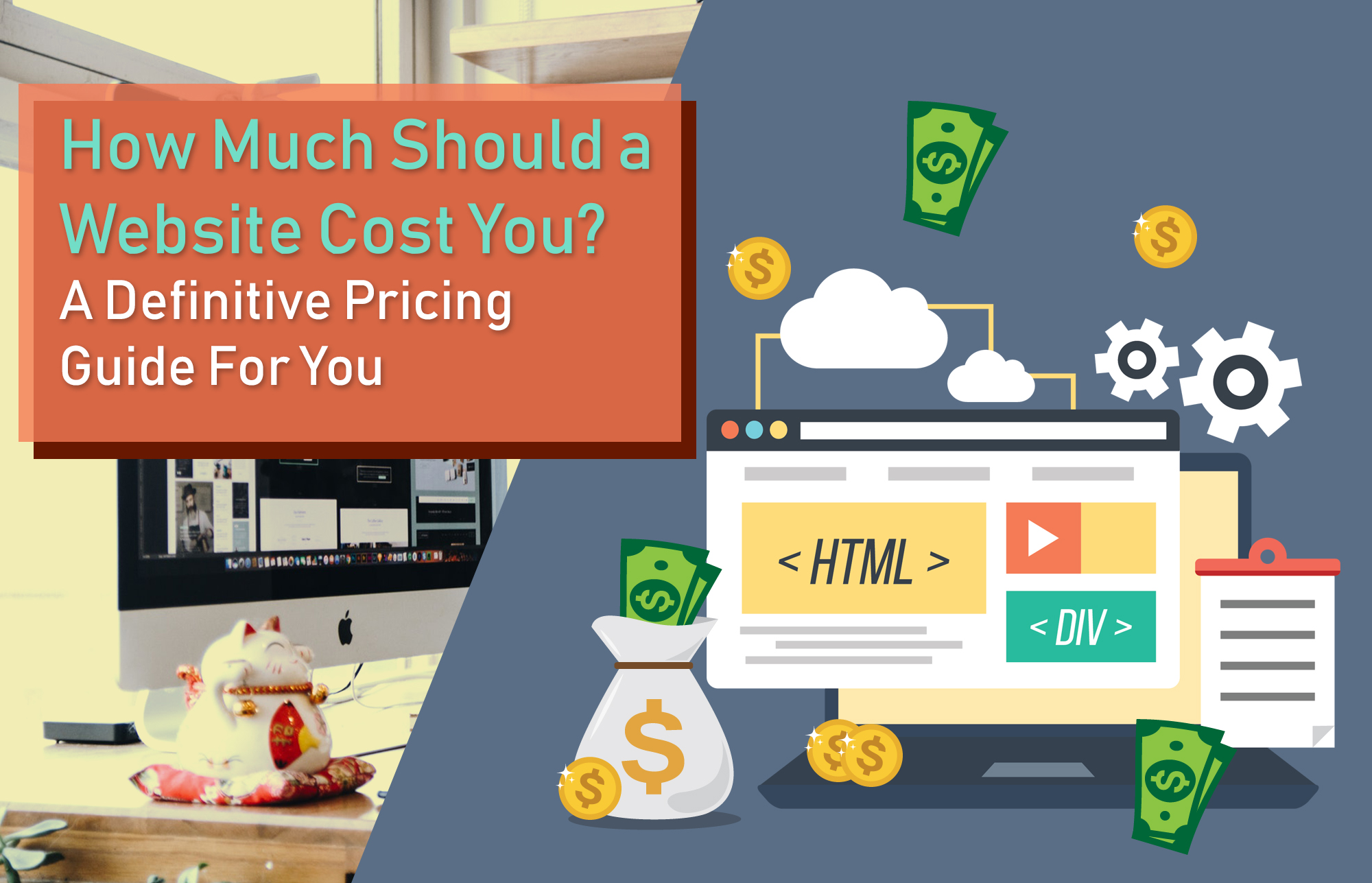 Cost Of Building A Website