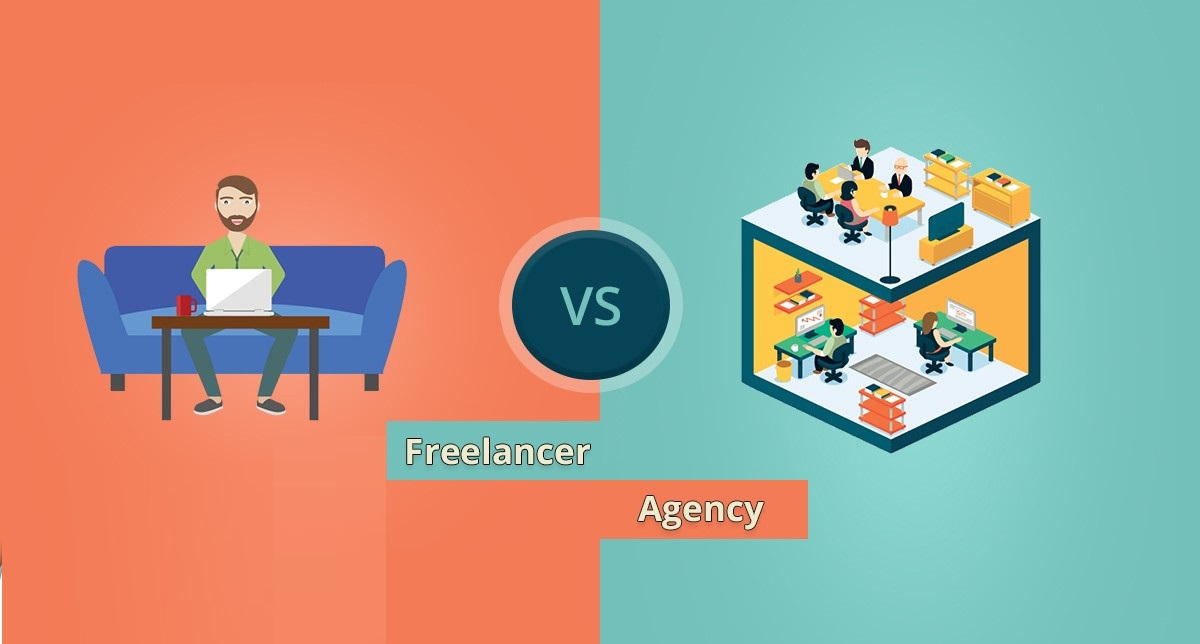 Hiring Offshore Development vs. Freelancers Teams