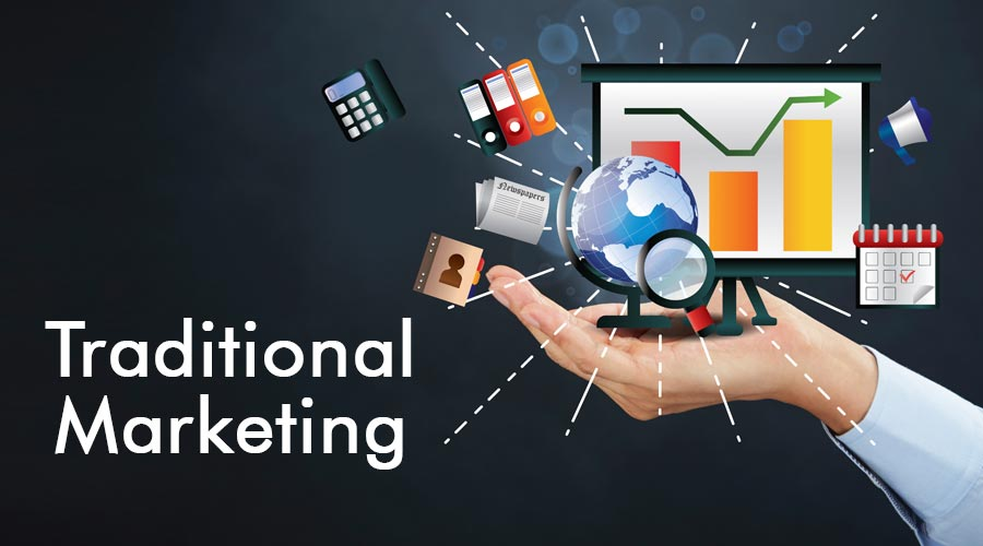 Advantages of Traditional Marketing