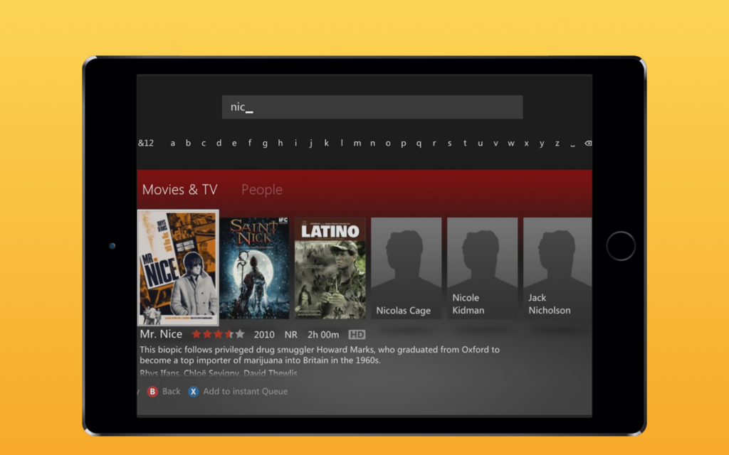 Search filters. For the sake of convenience, it is recommended to add several search options: by genre, by actors, by ranking, by user reviews, etc.