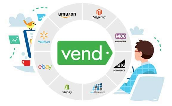 Vend POS Integration with WooCommerce and Magento