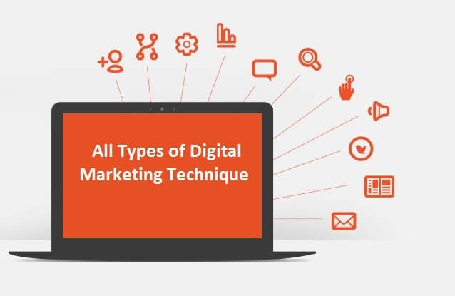 All Digital Marketing Technique