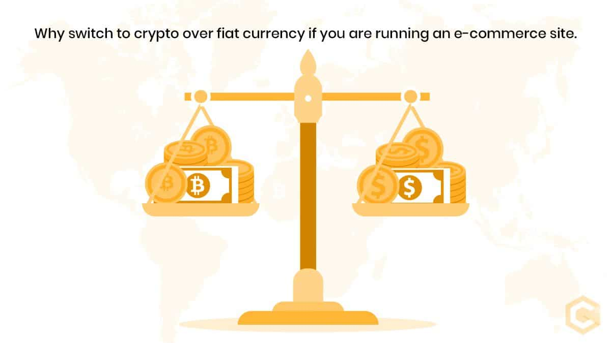 Why switch to crypto over fiat currency