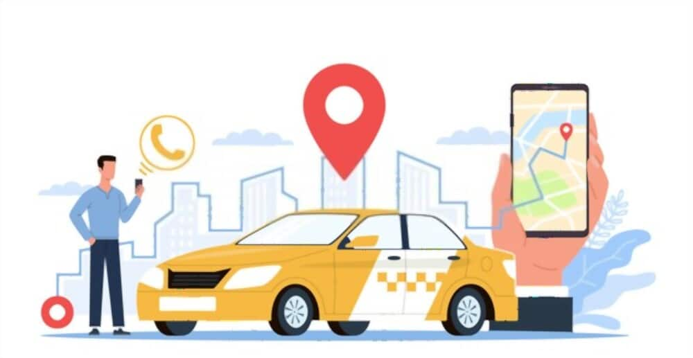 Overview of best mobile apps like Uber