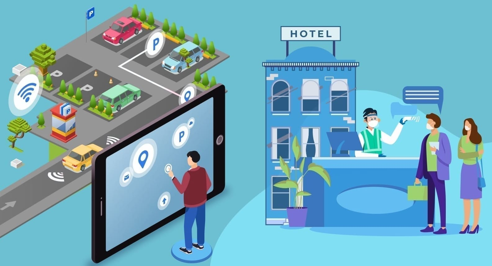 How the Use of Technology is Relevant in Today's Hospitality Industry