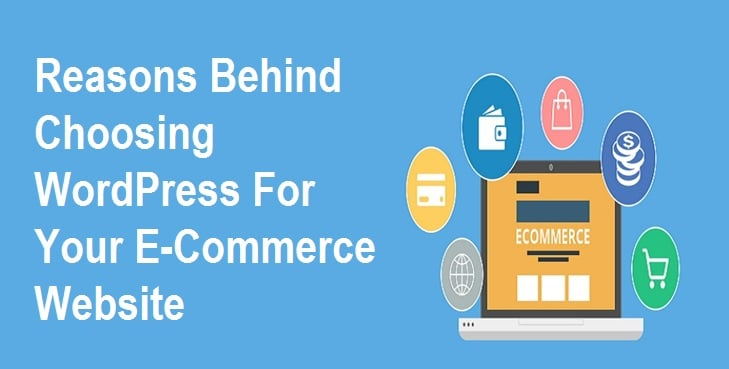 Reasons Behind Choosing WordPress For Your E-Commerce Website