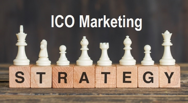 List of ICO Marketing Strategy