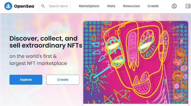 NFT Marketplace like OpenSea