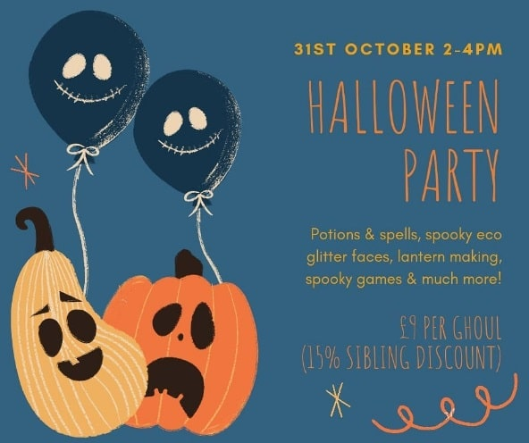 Email Halloween Event Invitations