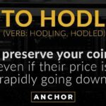 what is hodling